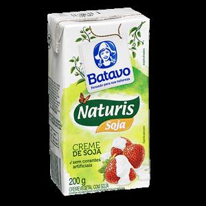 Creme de leite de Soja - Batavo - 200g-0
