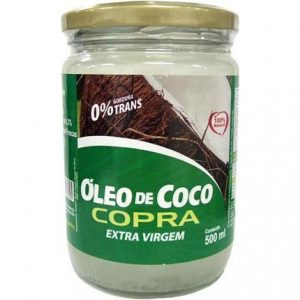 Óleo de Coco - Copra 500ml