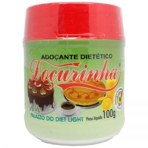Adoçante Dietetico - Doçurinha - 100g-0