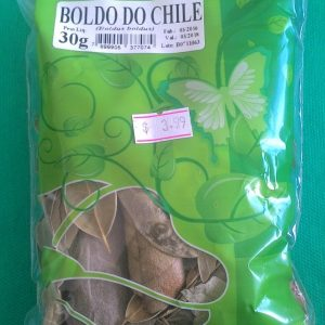 Boldo do Chile - Flor do Campo - 30g-0