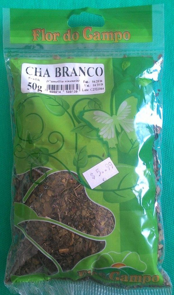 Cha Branco - Flor do Campo - 50g-0