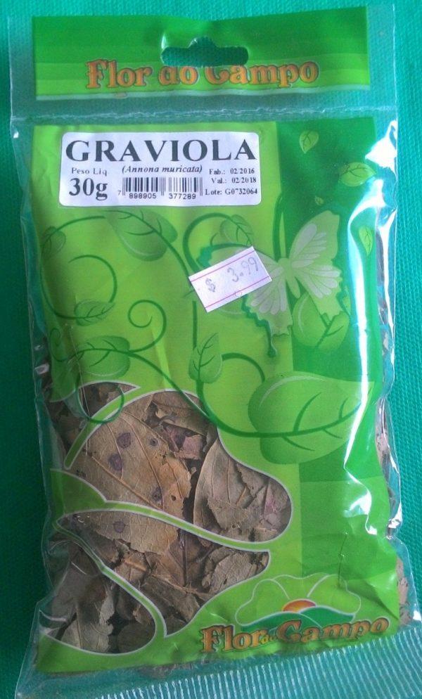 Graviola - Flor do Campo - 30g-0
