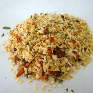 Cebola, Salsa e Tomate - Granel - 100g-0