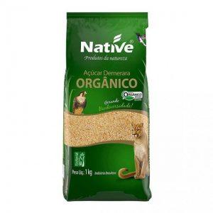 Açúcar Demerara Orgânico - Native - 1kg-0