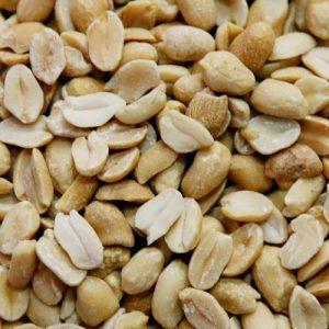 Amendoim s/ Pele s/ Sal - Granel - 100g-0