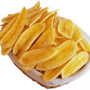 Banana Chips Doce - Granel - 100g
