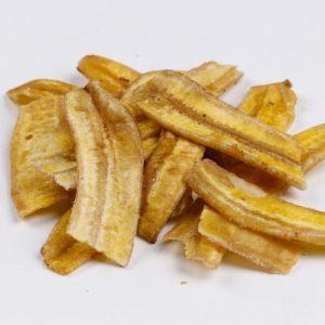 Banana Chips Salgada - Granel - 100g