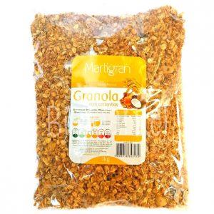 Granola c/ Castanha - Martigran - 1kg-0