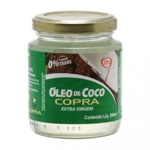 Óleo de Coco - Copra 200ml