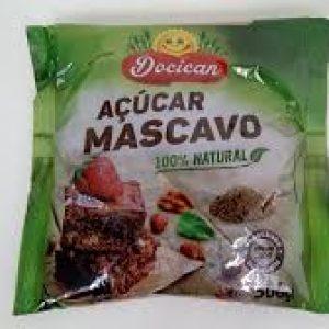 Açucar Mascavo Docican - 1Kg
