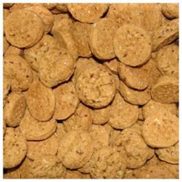 Cookies Integral Gergelim e Linhaça - Granel - 100g -0