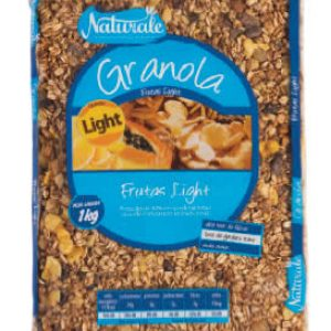 Granola c/ Frutas Light - Naturale - 1kg -0