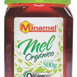 Mel Orgânico - Minamel - 500g-0
