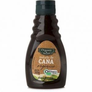 Melado de Cana Orgânico - Organic - 300g -0