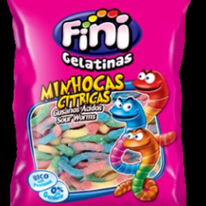 Minhoca Cítrica - Fini - 500g-0