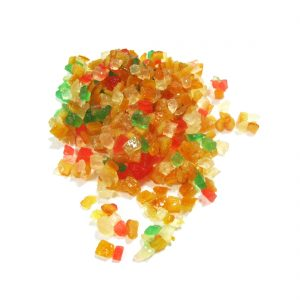 Frutas Cristalizadas - Granel - 100g-0