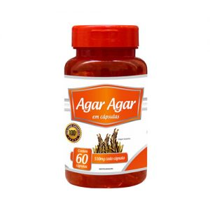 Agar Agar - Promel - 60caps 530mg