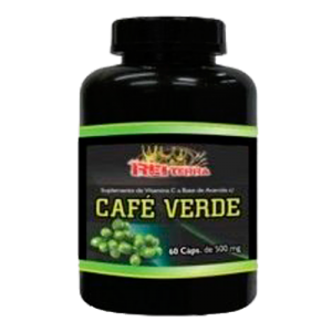 Café Verde - Rei Terra - 60caps - 500mg