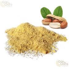Farinha de Amendoim - Granel - 100g
